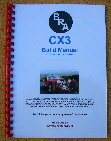 BRA CX3 build manual