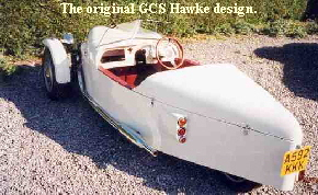 Original GCS Hawk Leighton
