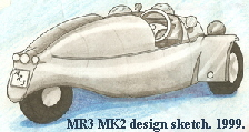 BRA MR3 mk3 design sketch